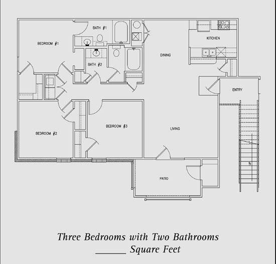 Canebrake Apartments Apartment In Shreveport La