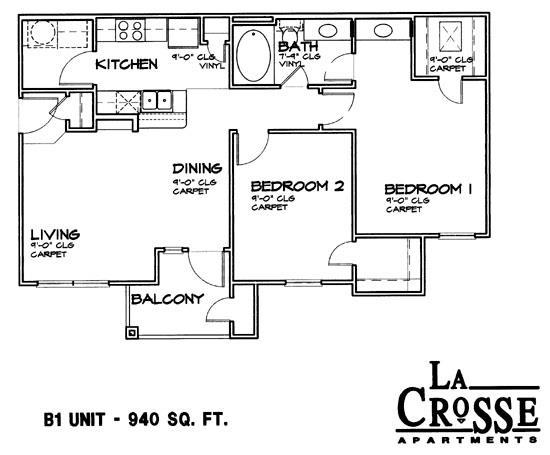 La Crosse Apartments Bossier City La
