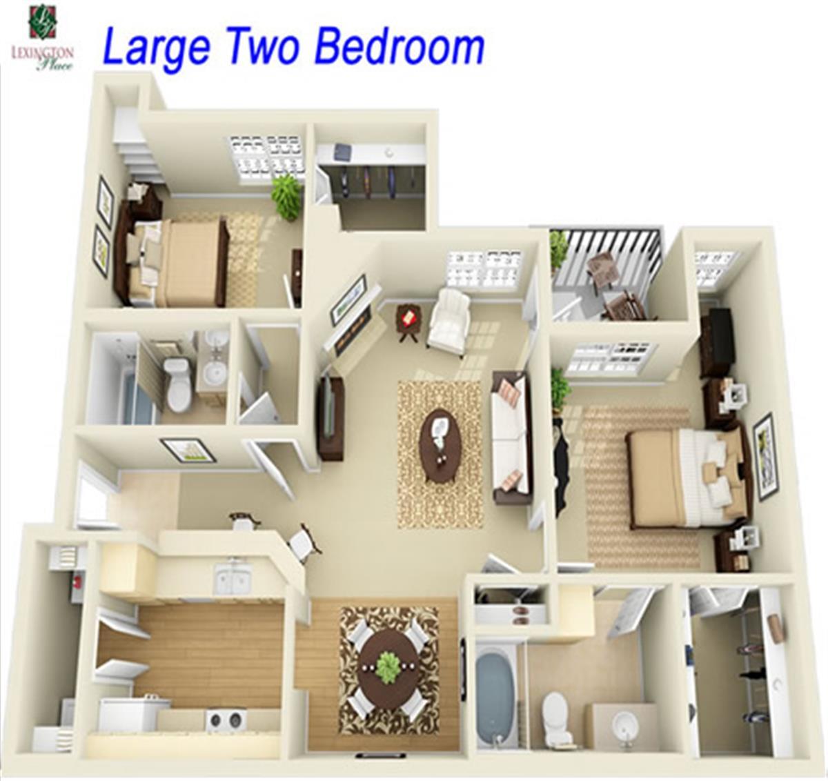 Apartments In Bossier City La