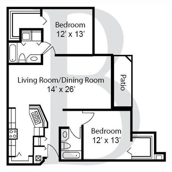 Stockwell Landing Luxury Apartments