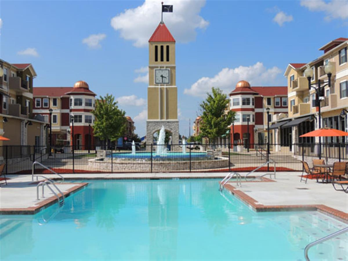 Villaggio Apartments Bossier City