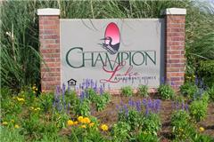 Champion Lake Apartments