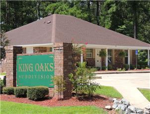 King Oaks Subdivision apartment in Shreveport, LA