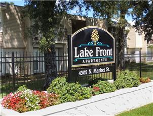 Lake Front Apartments apartment in Shreveport, LA