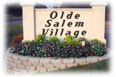 Olde Salem Village apartment in Shreveport, LA